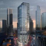 ヴォクソール・クロスアイランドタワーの計画を承認、Zaha Hadidが設計した高層ビルのペアがロンドンに登場