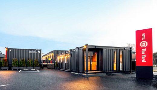 世界初!500室が移動し仮設宿泊所となる 「レスキューホテル」が 長崎クルーズ船対応で初出動
