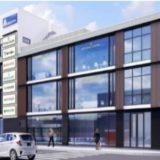 天神橋筋六丁目プロジェクトー大阪メトロの新商業施設の建設状況 20.09【2021年2月開業予定】