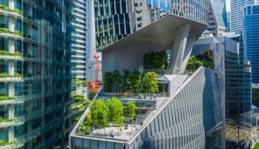 KPFが設計した中層階に屋外テラスを持つ「18ロビンソンタワー」がシンガポールに誕生
