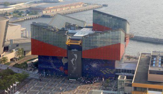 近鉄グループの海遊館が6月1日(月)から入館者数を制限して営業を再開すると発表!