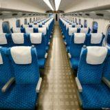東海道・山陽新幹線ーN700系電車(普通車の車内編)