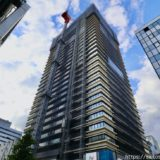 MJR堺筋本町タワー(ザ・船場タワープロジェクト) 建設工事の状況 【2017年7月〜2019年10月】