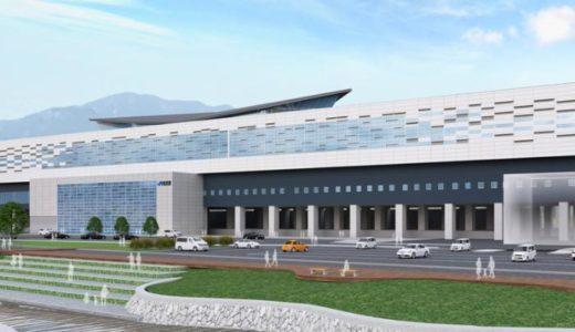 北陸新幹線ー敦賀駅 建設工事の状況【2023年春開業予定】