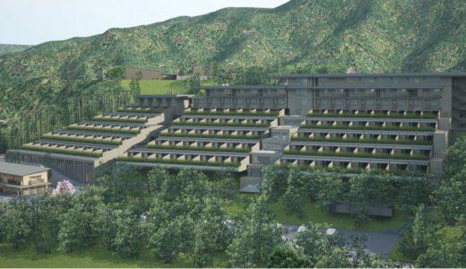 VISON(ヴィソン)アクアイグニスが手掛ける大型リゾート施設はハイテク満載のスマートリゾートの実験場!