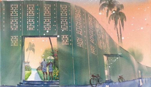 沖縄本島初進出!「星のや沖縄」が読谷村に誕生、コンセプトは「グスクの居館」【2020年7月1日(水)開業】