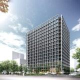 (仮称)名古屋丸の内一丁目計画、清水建設・富国生命保・清水総合開発が栄で大規模オフィスビル開発に着手【2024年1月竣工予定】