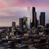ODA New Yorkが提案した「シアトルタワー」はビルの真ん中に穴があいた超高層ビル!