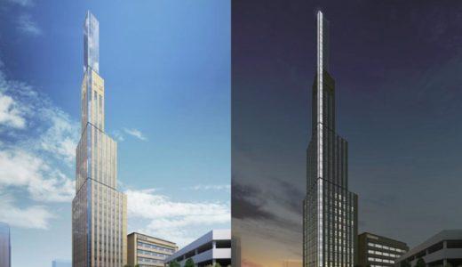 関西医科大学タワー棟新築工事が起工。枚方キャンパスに高さ115mのシンボルが誕生【2021年9月竣工】
