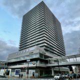 プラウドタワー堺東(ジョルノビル建替え計画)建設工事の状況 21.01 【2021年春竣工予定】