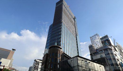 神戸阪急ビル東館 建設工事の状況 20.09 ホテルはremm+(レムプラス)が入居【2021年春竣工予定】