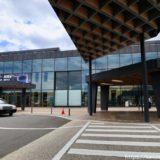 敦賀駅交流施設「オルパーク」は2つの木の箱をガラスで包み込んだ「縁側空間」が美しい!