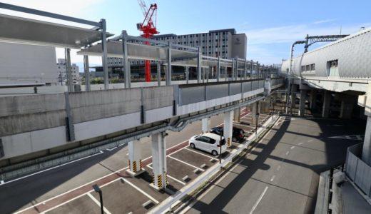 2016年に廃線された梅小路短絡線(山陰連絡線)が屋根付き歩道として再生!「梅小路ハイライン」も計画中