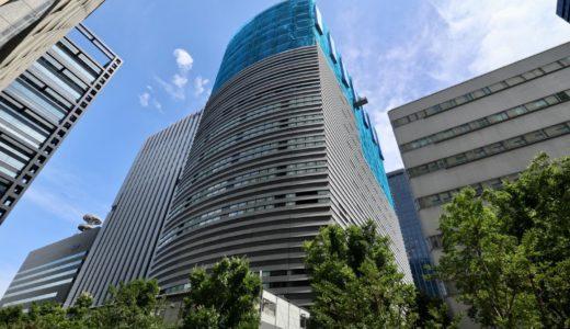 京阪神OBPビル新築工事の状況 20.07【2021年4月竣工予定】