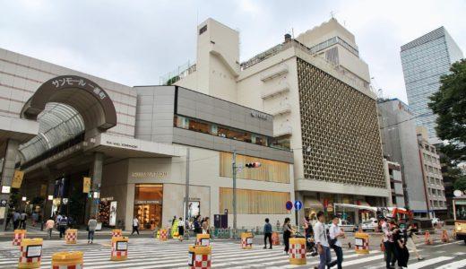 仙台「藤崎」の建替え計画が浮上!本館建替に合わせ周辺地区の20棟程度を一体再開発へ