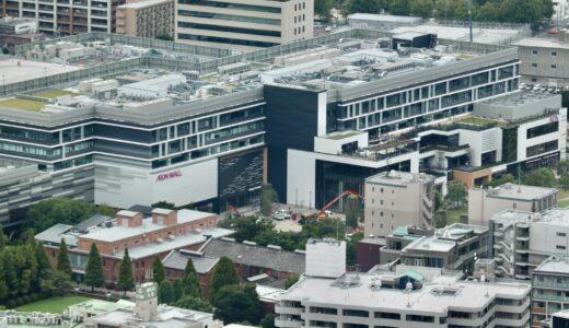 イオンモール名古屋ノリタケガーデン(Nagoya Noritake Garden) 建設工事の状況 21.08【2021年秋開業】
