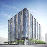 『JR金沢駅西第四NKビル』が着工、JR西が手掛ける駅西地区4棟目のオフィスビル【2022年秋開業予定】
