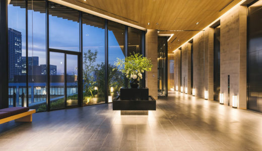 「ホテル八重の翠 東京(やえのみどり) 」は阿部商事が運営する阪急阪神ホテルズの新しいホテル