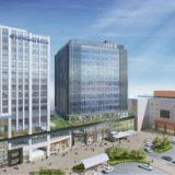 JR仙台イーストゲートビル(仮称)「WeWork」が東北エリアに初出店,1階にダテリウム【2021年2月開業】