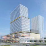 高崎駅東口栄町地区再開発は高さ98m、延床面積10万㎡級の大型開発!