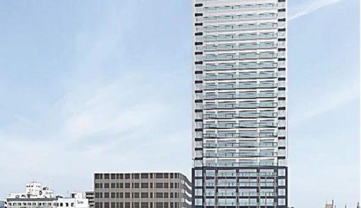 JR前橋駅北口地区第一種市街地再開発事業