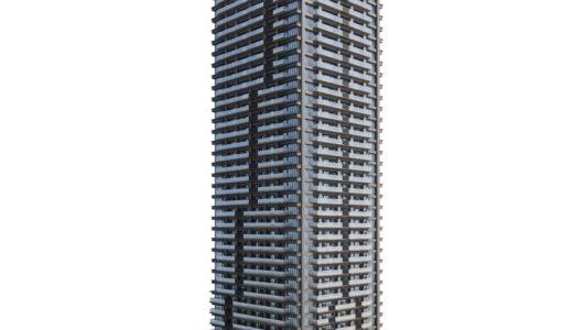 名古屋ザ・タワー(NAGOYA the TOWER)が本格着工!パナソニック工場跡地の再開発【2023年4月竣工予定】