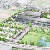 奈良県『明日香村新庁舎建設事業』の状況 21.08【2022年度竣工予定】