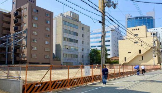 (仮称)西区江戸堀一丁目計画 京阪不動産が江戸堀にタワーマンションを建設!【2024年3月竣工】