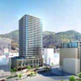 ライオンズタワー新大工町 新大工町地区第一種市街地再開発事業【北街区2022年10月竣工】