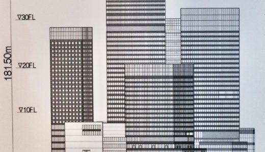 うめきた2期の『建築計画のお知らせ』が掲示!南・北街区賃貸棟の計画詳細が明らかに!