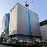 野村不動産が新大阪に計画中のオフィスビル(仮称)新大阪PJの状況 20.10【2021年6月竣工予定】