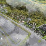 「モータースポーツビレッジ計画(仮称)」(仮称)小山パーキングエリア周辺地区土地利用事業