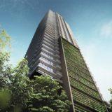 (仮称)グランドメゾン上町一丁目タワープロジェクト 建設工事の状況 21.03【2023年1月竣工】
