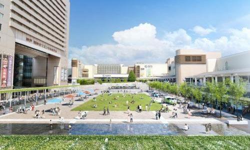 西神中央プレンティ広場を大規模リニューアル!基本・詳細設計の委託候補事業者にE-DESIGNを特定