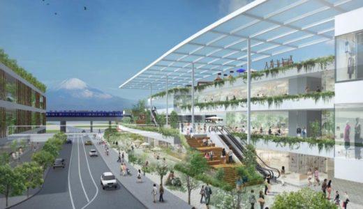 (仮称)ゆめが丘駅前に大規模商業施設、神奈川県横浜市泉区に相鉄グループが延床約11.8万㎡の施設を建設