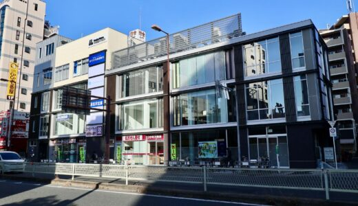 Osaka Metro天神橋筋六丁目ビル(天神橋筋六丁目プロジェクト)大阪メトロ初の商業テナントビルがオープン!