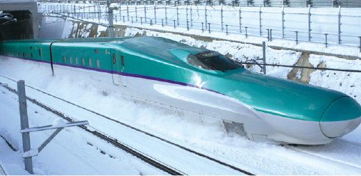 北海道新幹線の青函トンネル内で年末年始の一部時間帯に『初めての時速210kmの営業運転』を実施!