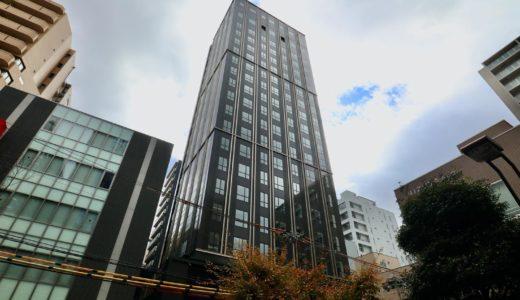 大阪グランベルホテルの建設状況 20.12【2021年1月竣工】