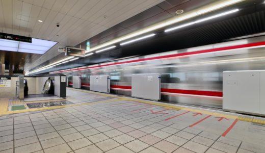 御堂筋線ー新大阪駅に可動式ホーム柵は2020年12月26日(土)から使用開始!