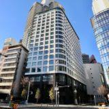 ホテルインターゲート大阪 梅田の建設状況 21.01【2021年4月1日開業】