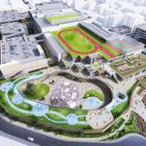 ららぽーと福岡(仮称)キッザニアが九州初進出「福岡市青果市場跡地活用事業」がついに着工!【2022年春開業予定】