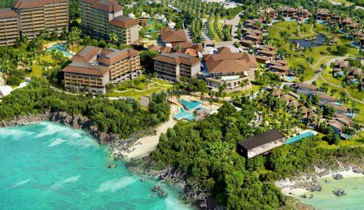 フォーシーズンズ沖縄は総事業費10億ドルの巨大プロジェクト!2024年夏頃の開業を予定!