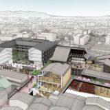 京都の宮川町歌舞練場が約100年ぶり建て替えへ!元新道小学校跡地活用は契約候補事業者にNTT都市開発を選定