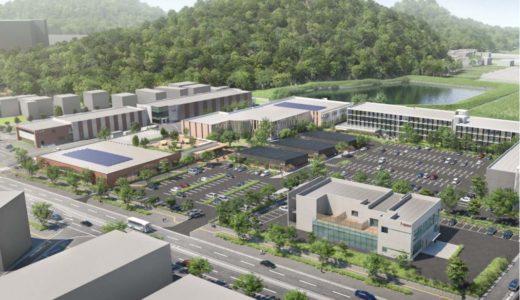 福岡市・九州大学そばの『元岡地区研究開発次世代拠点形成事業』大和ハウスグループが事業予定者に決定!2022年10月街開き