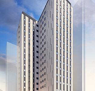 「ヴィアイン赤坂(仮称)」JR西日本不動産開発が東京港区赤坂にビジネスホテルを開発【2022年秋開業】