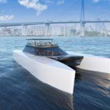 岩谷産業、関電などが水素燃料電池船の旅客運行を検討。夢洲の大阪万博会場と大阪都心を結び運航へ!