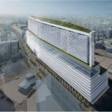 幅400mの「ウォール名古屋」的な超高層ビル『名鉄名古屋駅地区再開発全体計画』が着工延期