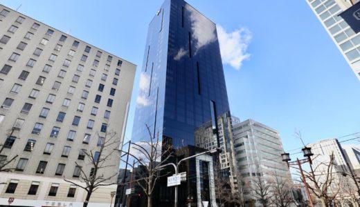 W OSAKA(W大阪)マリオットと積水ハウスが御堂筋沿いに建設中のWホテルの状況 21.01【2021年3月16日開業】