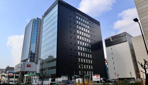 PMO EX新大阪ー野村不動産(仮称)新大阪PJの建設状況 21.02【2021年6月竣工予定】