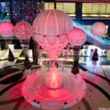 グランフロント大阪に気球をモチーフにしたクリスマスツリー『Winter Voyage Tree』が登場!
